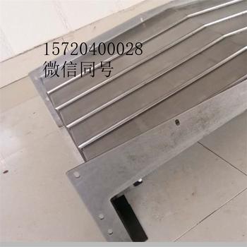 臺灣永進機床850電腦鑼加工中心伸縮護板專業發布