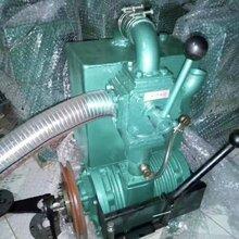 吸粪车真空泵农用三轮抽粪车专用真空泵及配件一体式吸污泵抽粪泵