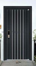 不锈钢韩式门,304不锈钢门,炜星不锈钢门厂图片