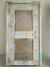 不銹鋼白鋼門304白鋼門佛山不銹鋼門定制圖片