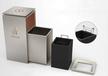 不銹鋼垃圾桶商場酒店垃圾桶定制簡約垃圾桶