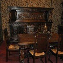 相关古董古玩仿古家具清代家具怎么鉴定有没有收藏价值图片
