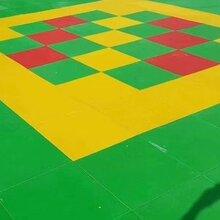 天津橡胶地板-pvc塑胶地板-运动地板-人工草坪图片