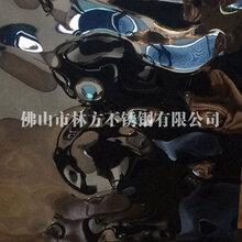 海南新款不锈钢水波纹板不锈钢水波纹板厂家定制