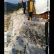 霍山石料厂破碎坚硬岩石安全成本低产量高的破石设备成本低