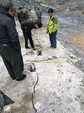 衢县采石场分裂岩石大方量开采办法客户评论图片