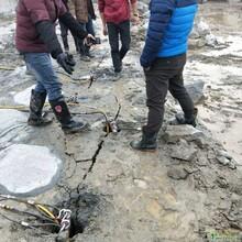 长安露天采矿石头致裂什么办法开采速度快大型厂家图片