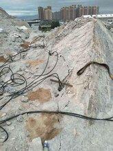 平阴土石方开采破坚石硬石开挖拆除设备开采成本