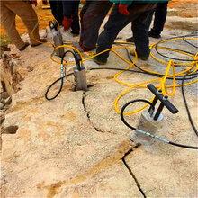金堂采石场硬质石灰岩不能放炮用什么开采来电洽谈
