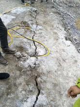万江挖机效率低用怎么破石头速度快越硬越好分图片