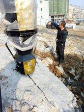 福州采石场岩石分裂开采效率高的设备分裂棒降低人工