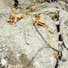 东山电力基础孔桩破石机单台生产多少吨布孔排距图片