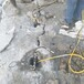茂名礦洞采礦山開采用柴油液壓劈裂機代替炮錘當地廠家