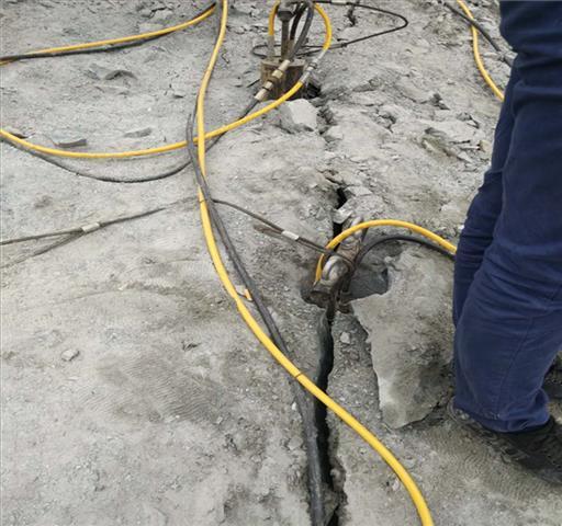 矿山大量开采岩石不能放炮怎么办性能稳定