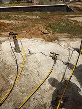 邯郸岩石二次分解设备破碎岩石机