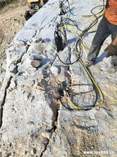 液压岩石分裂机图片