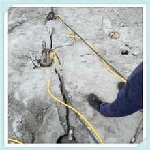 稻城礦脈開采風鎬打不動用什么設備圖片