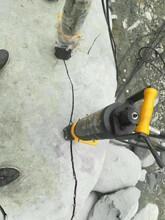 承德混凝土破碎机破裂劈裂机图片