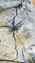 铜山花岗岩大理石矿山开采方法分裂棒图片