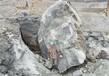 龙文区开山撑裂器采石场岩石开采价格实惠