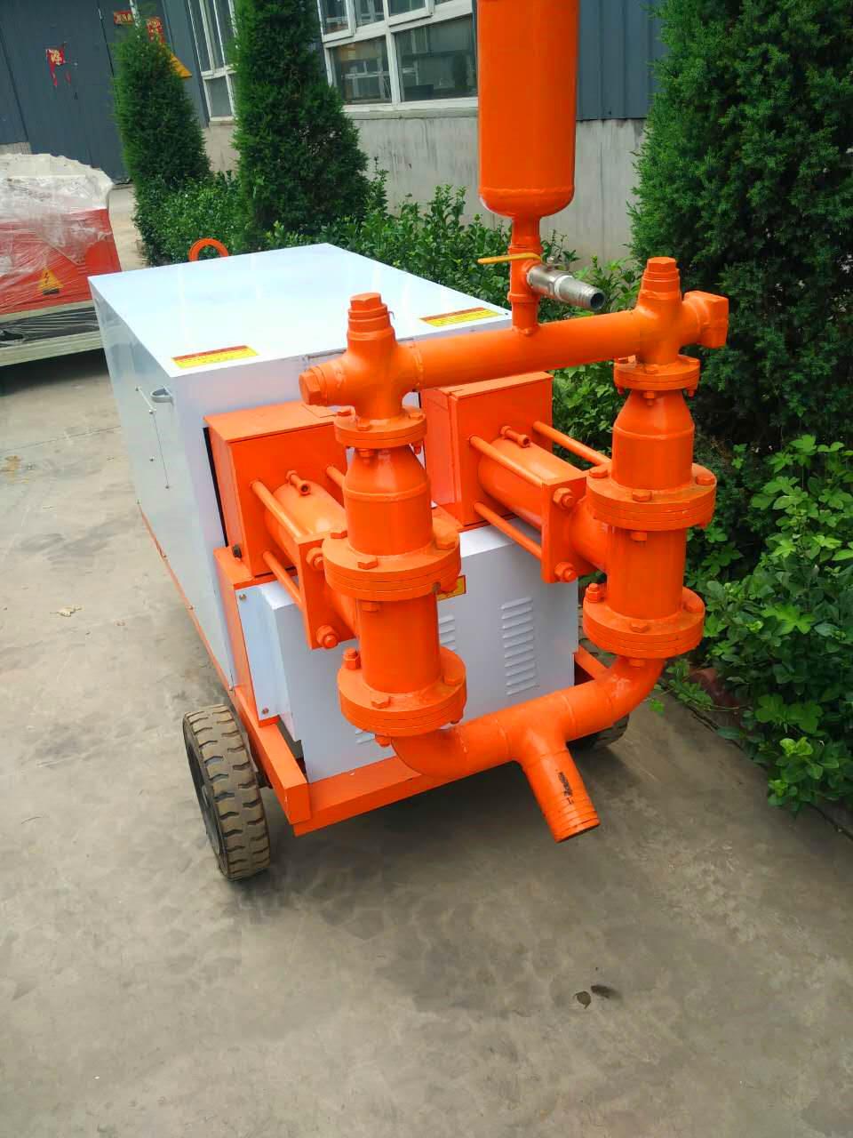 紅山區BW600型高壓注水泥漿泵