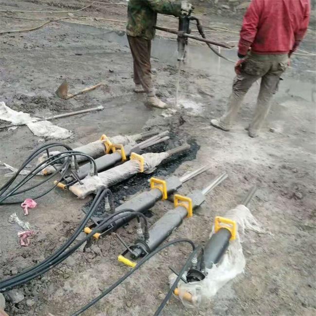 取代炮锤开采岩石用机墨江哈尼族自治县