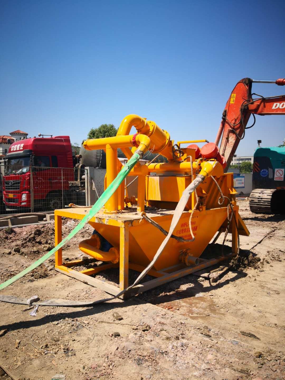 马鞍山市泥浆净化回收设备哪家好