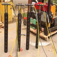 台湾内湖区矿山开采裂石器柱塞式液压分裂棒厂家供应图片
