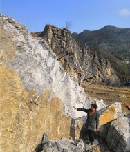 吉林绿园液压分裂棒岩石岩石液压分裂棒在线咨询图片