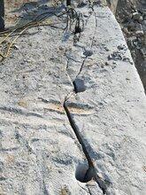 宁夏花岗岩矿山开采破石机方案选取欢迎咨询