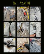 江西基?#27833;?#25496;破碎石头快的设备有何不同图片