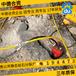 福建福州采石场用劈石器可夜间施工厂家价格劈裂机