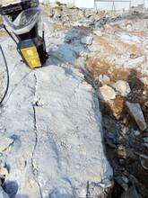 运城道路石头清除液压破石机厂家愚公斧图片