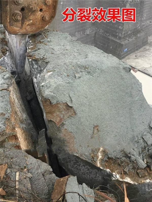 福建不放炮开采石灰岩设备