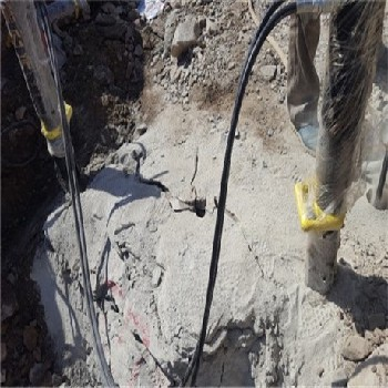 资讯:亳州道路修建岩石开挖99热最新地址获取代替炸药采石