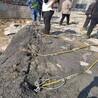 资讯:乌海市公路扩建破石头机器液压劈石机
