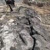 资讯:威海市岩石开采不用膨胀剂快速破碎石头