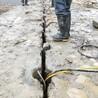 资讯:马鞍山市破碎坚硬的花岗岩机器劈裂器
