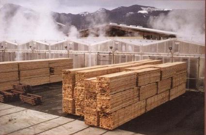 生材干燥机房空气能热泵木板烘干机箱式板材烘干机