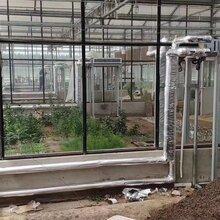 超低温空气源热泵采暖植物大棚供暖设备图片