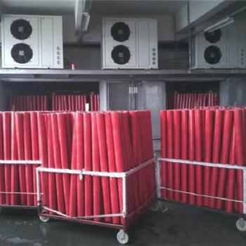 纸筒纸类工业空气能热泵烘干机低能耗全自动