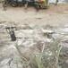古田井下岩石分石头道挖渠花岗岩劈裂棒