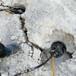 涵江区采石场用劈裂棒能开采多少吨石头