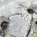 修武水下破拆岩石设备劈裂机