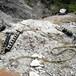 威寧彝族回族苗族自治鎂石礦山開采液壓劈石機