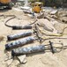 通州區液壓巖石大型劈裂棒提高產量