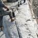 通州區采石場藥批不下來怎么開采石頭