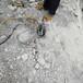 寿宁采石场代替钩机开采岩石的机器多少钱