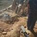 下关区挖竖井孔桩静态破石头机器当地生产厂家