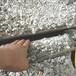 福鼎地下室基础岩石拆除设备劈裂棒